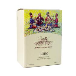 Вино сухе червоне  Мерло 5л